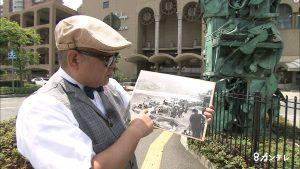 関西テレビ「報道ランナー」【兵動大樹の今昔さんぽ】